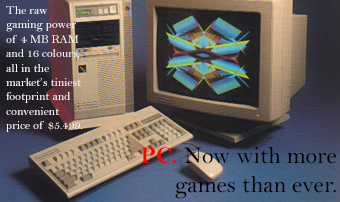 The Need for PC